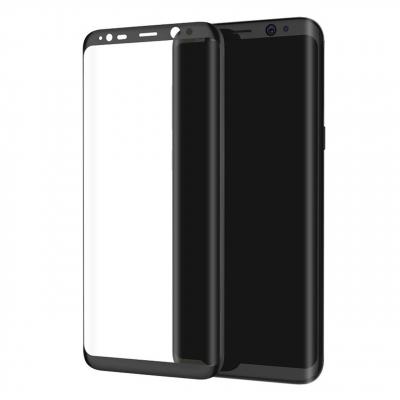 محافظ صفحه نمایش مدل 3D مناسب برای گوشی موبایل سامسونگ S8 PLUS (بی رنگ)