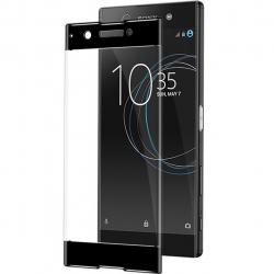 محافظ صفحه نمایش شیشه ای تمپرد مدل Full Cover مناسب برای گوشی موبایل سونی Xperia XA1