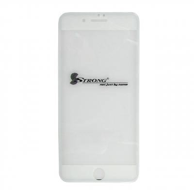 محافظ صفحه نمایش شیشه ای Strong مدل 9H مناسب برای گوشی Iphone 7 Plus