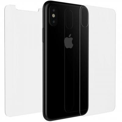محافظ صفحه نمایش شیشهای پرومیت مدل PrimeShield-X مناسب برای گوشی موبایل اپل iPhone X/10