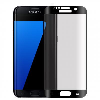 محافظ صفحه نمایش موکول مدل Full Cover 3D Curve مناسب برای گوشی موبایل سامسونگ S7 Edge
