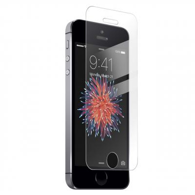 محافظ صفحه نمایش گلس پرو مدل Premium Tempered مناسب برای گوشی موبایل اپل آیفون 5/5s/SE