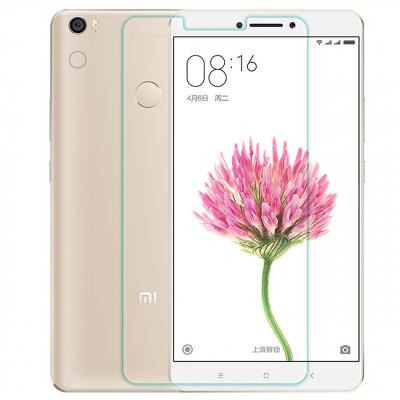 محافظ صفحه نمایش شیشه ای نیلکین مدل Amazing H Anti-Explosion مناسب برای گوشی موبایل XIAOMI Mi Max (بی رنگ شفاف)