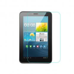 محافظ صفحه نمایش شیشه ای تمپرد مناسب برای تبلت سامسونگ Galaxy Tab 3 7.0 (بی رنگ شفاف)