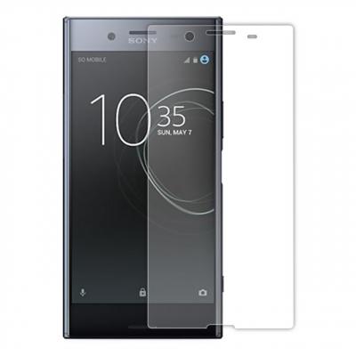 محافظ صفحه نمایش شیشه ای مدل Tempered مناسب برای گوشی موبایل سونی Xperia XZ Premium (بی رنگ)