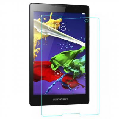 محافظ صفحه نمایش شیشه ای تمپرد مناسب برای تبلت لنوو A850 (بی رنگ شفاف)