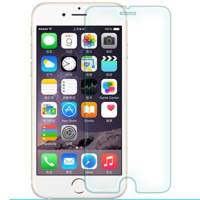 محافظ صفحه نمایش شیشه ای نیلکین مدل امیزینگ H آنتی اکسپلوژن مناسب برای گوشی موبایل اپل آیفون 6 (بی رنگ شفاف)