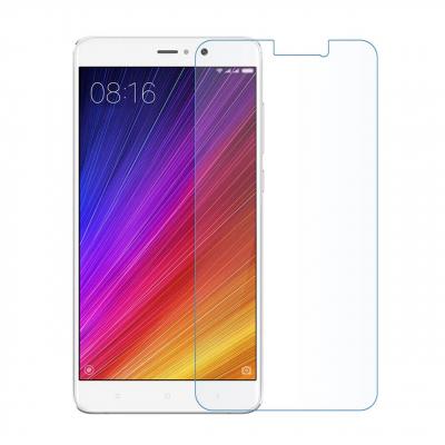 محافظ صفحه نمایش شیشه ای تمپرد مناسب برای گوشی موبایل شیاومی Mi 5s Plus (بی رنگ شفاف)