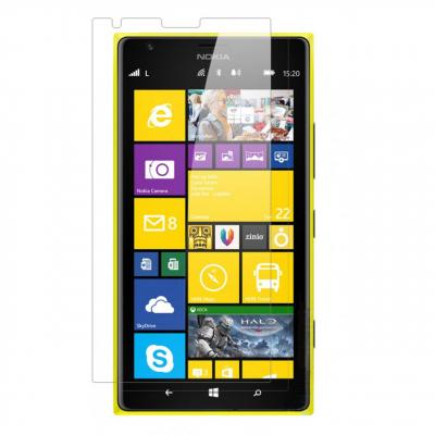 محافظ صفحه نمایش شیشه ای تمپرد مناسب برای گوشی موبایل نوکیا لومیا 1520