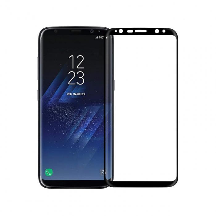 محافظ صفحه نمایش شیشه ای تمپرد نیلکین مدل CP Plus مناسب برای گوشی موبایل سامسونگ Galaxy S8