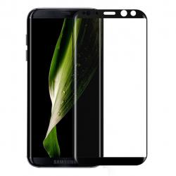 محافظ صفحه نمایش شیشه ای موکولو مدل 3D and Clear مناسب برای گوشی موبایل Samsung S8 plus