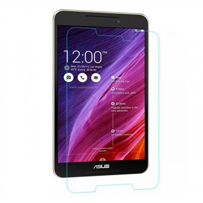 محافظ صفحه نمایش شیشه ای تمپرد مناسب برای تبلت ایسوس Fonepad 8 FE380 (بی رنگ شفاف)