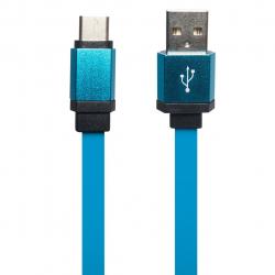 کابل تبدیل USB به USB-C رولر مدل Flat به طول 1 متر