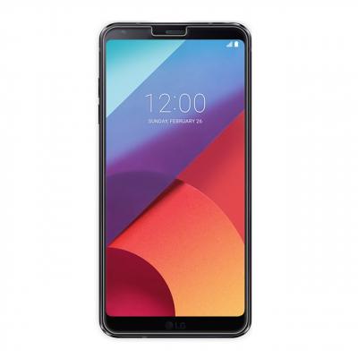 محافظ صفحه نمایش شیشه ای نیلکین مدل Amazing H Anti-Explosion مناسب برای گوشی موبایل LG G6 (بی رنگ شفاف)
