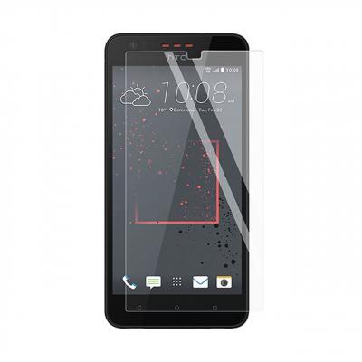 محافظ صفحه نمایش شیشه ای مدل Tempered مناسب برای گوشی موبایل اچ تی سی Desire 530 (بی رنگ شفاف)