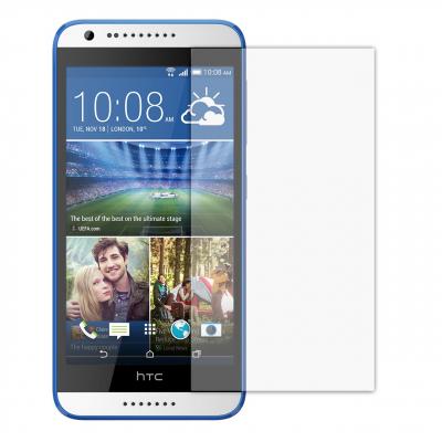 محافظ صفحه نمایش شیشه ای مدل Tempered مناسب برای گوشی موبایل اچ تی سی Desire 620 (بی رنگ)