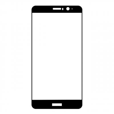 محافظ صفحه نمایش شیشه ای تمپرد مدل Full Cover مناسب برای گوشی موبایل هواوی Mate 9 (مشکی)