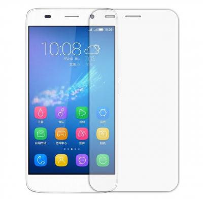 محافظ صفحه نمایش شیشه ای مدل Tempered مناسب برای گوشی موبایل هوآوی Huawei Honor 4A (بی رنگ)