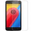 محافظ صفحه نمایش شیشه ای مدل Tempered مناسب برای گوشی موبایل موتورولا Moto C Plus