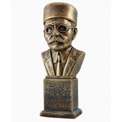 سردیس ایرج میرزا (برنز)
