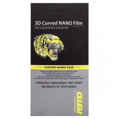 محافظ صفحه نمایش نانو رمو مدل Full Cover مناسب برای گوشی موبایل سامسونگ Galaxy A720/A7 2107 (شفاف)