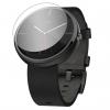 محافظ صفحه نمایش شیشه ای مدل تمپرد مناسب برای ساعت هوشمند موتورولا Moto 360 46mm