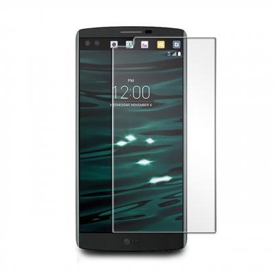 محافظ صفحه نمایش مدلV10 مناسب برای گوشی موبایل ال جی مدل V10 (بی رنگ)