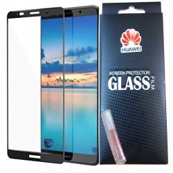 محافظ صفحه نمایش شیشه ای تمپرد مدل Full Cover مناسب برای گوشی موبایل هوآوی mate10