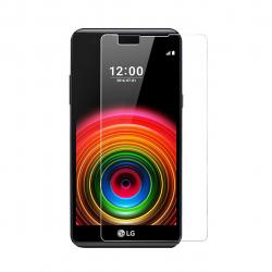 محافظ صفحه نمایش شیشه ای مدل Tempered مناسب برای گوشی موبایل ال جی X Power