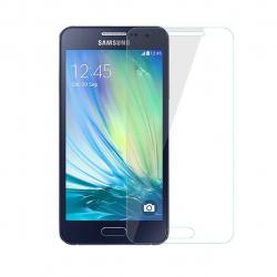 محافظ صفحه نمایش شیشه ای مدل Tempered مناسب برای گوشی موبایل سامسونگ Galaxy A3