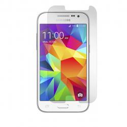 محافظ صفحه نمایش شیشه ای مدل Tempered مناسب برای گوشی موبایل سامسونگ Galaxy Core Prime (بی رنگ شفاف)