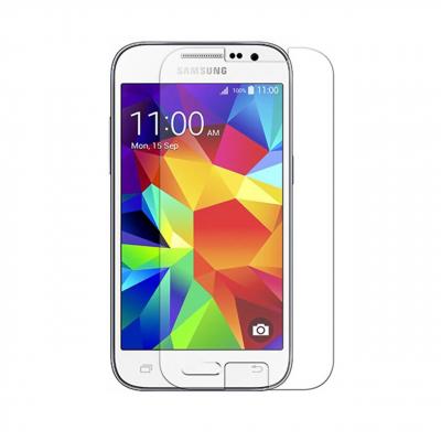 محافظ صفحه نمایش شیشه ای مدل Tempered مناسب برای گوشی موبایل سامسونگ Galaxy J2 (بی رنگ شفاف)