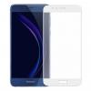 محافظ صفحه نمایش شیشه ای تمپرد مدل Full Cover مناسب برای گوشی هوآوی Honor 8