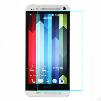 محافظ صفحه نمایش شیشه ای مدل Tempered مناسب برای گوشی موبایل اچ تی سی One ME (بی رنگ شفاف)