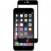 محافظ صفحه نمایش شیشه ای موکول مدل Full Cover مناسب برای گوشی موبایل آیفون 6 پلاس/6s پلاس