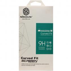 محافظ صفحه نمایش شیشه ای نیلکین مدل Amazing H Curved Fit مناسب برای گوشی موبایل گلکسی سامسونگ A720/A