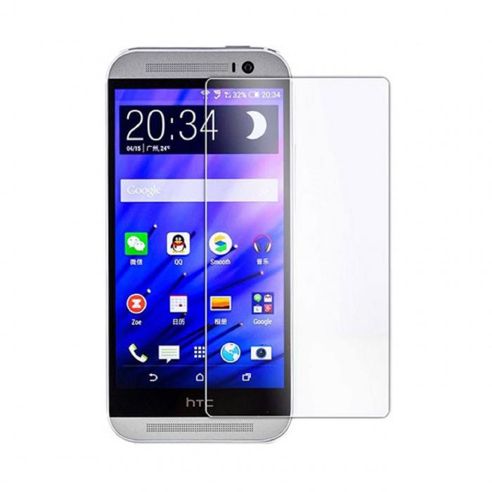 محافظ صفحه نمایش شیشه ای مدل Tempered مناسب برای گوشی موبایل اچ تی سی One M9s