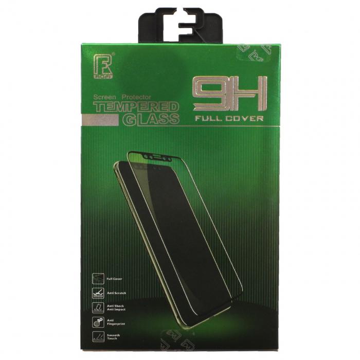 محافظ صفحه نمایش روفی مدل 9H Full Cover Tempered Glass مناسب برای گوشی موبایل آیفون 7Plus/8Plus