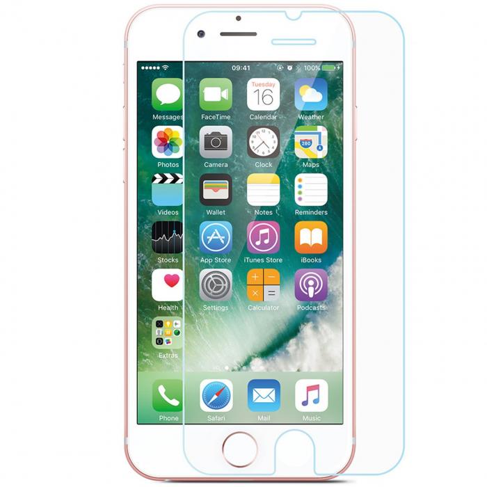محافظ صفحه نمایش شیشه ای جی سی پال مدل iclara مناسب برای گوشی موبایل آیفون 7
