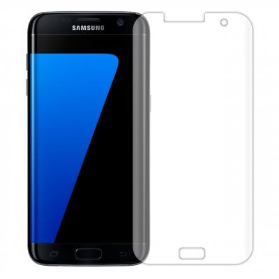 محافظ صفحه نمایش تی پی یو مدل Full Cover مناسب برای گوشی موبایل سامسونگ Galaxy S7 (بی رنگ)