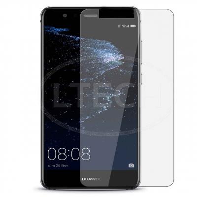 محافظ صفحه نمایش شیشه ای 9H مناسب برای گوشی موبایل هوآوی P10 Lite (بی رنگ)