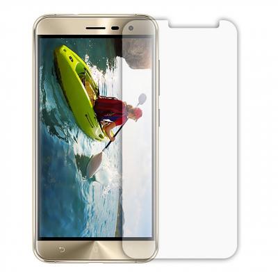 محافظ صفحه نمایش شیشه ای مدل تمپرد مناسب برای گوشی موبایل ایسوس Asus Zenfone 3 ZE552KL (بی رنگ)
