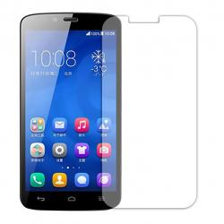 محافظ صفحه نمایش شیشه ای تمپرد مناسب برای گوشی موبایل هوآوی Honor 3C Lite