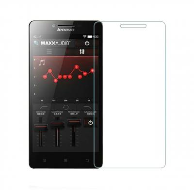 محافظ صفحه نمایش شیشه ای تمپرد مناسب برای گوشی موبایل لنوو A6000 (بی رنگ شفاف)