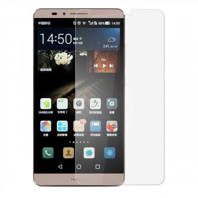 محافظ صفحه نمایش شیشه ای مدل Tempered مناسب برای گوشی موبایل هوآوی Ascend Mate7 (بی رنگ شفاف)
