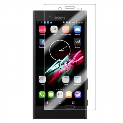 محافظ صفحه نمایش شیشه ای تمپرد مناسب برای گوشی موبایل سونی Xperia X Compact (بی رنگ شفاف)