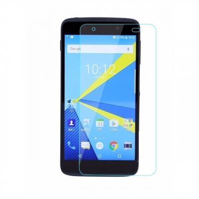 محافظ صفحه نمایش شیشه ای تمپرد مناسب برای گوشی موبایل بلک بری DTEK50 (بی رنگ شفاف)