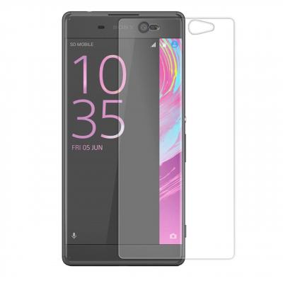 محافظ صفحه نمایش شیشه ای تمپرد مناسب برای گوشی موبایل سونی Xperia XA Ultra (بی رنگ شفاف)