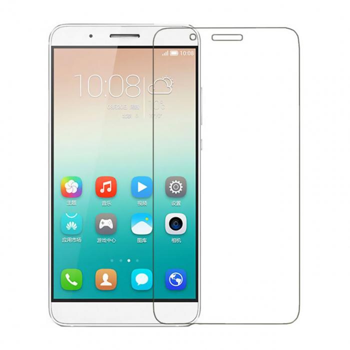 محافظ صفحه نمایش شیشه ای مدل Tempered مناسب برای گوشی موبایل هوآوی Shotx