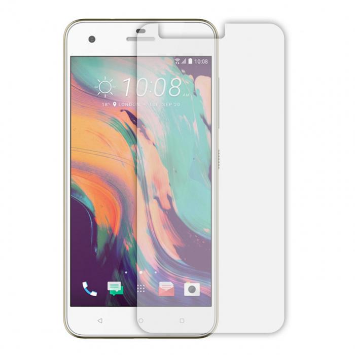 محافظ صفحه نمایش شیشه ای مدل Temperedمناسب برای گوشی موبایل اچ تی سی One X10